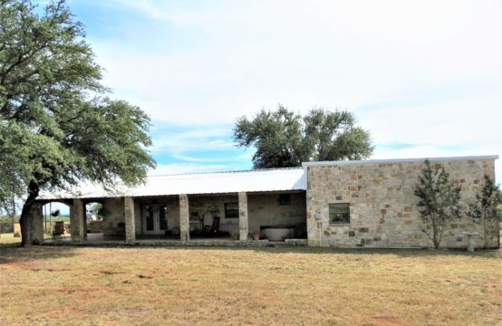 1518 Johnson Road, Mason, Texas. 11.78 Acres And Spacious Country Home!