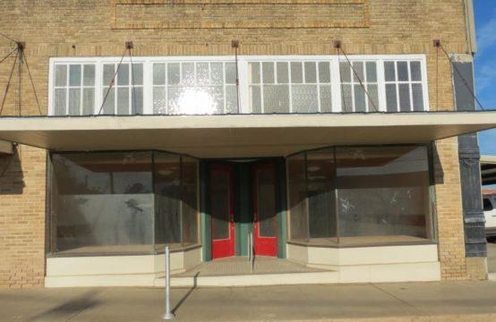206 Blackburn St. Storefront