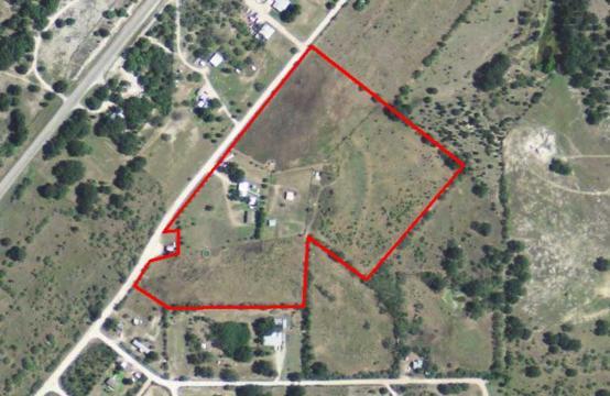 19 Acre Rochelle Ranch